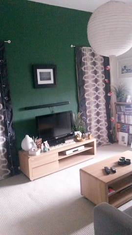 Cool flat near Edinburgh City Centre - Edimburgo - Appartamento
