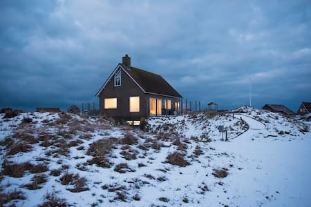 @ Summer Home Terschelling - Midsland - บ้าน