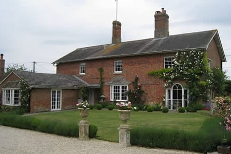 Wiltshire Georgian Farmhouse Double & Twin - Marlborough