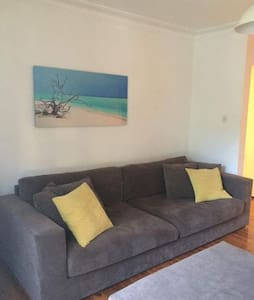 Fabulous, fresh apartment close to the sea - Cronulla