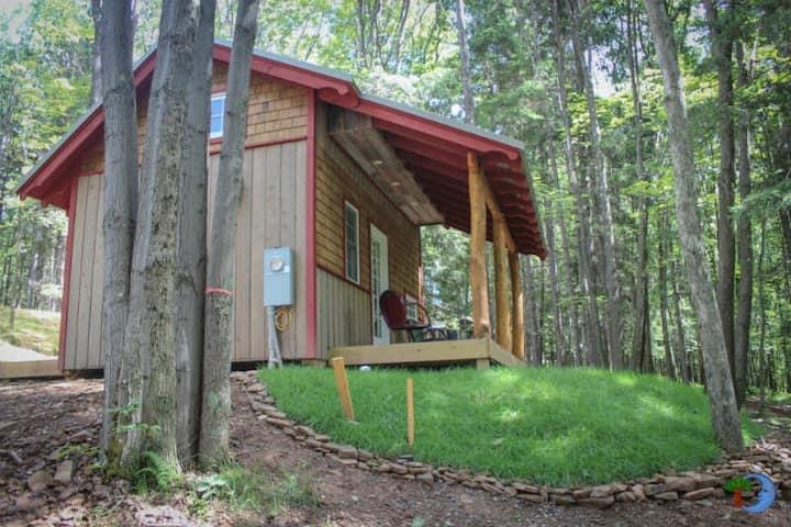 Skyeia Cabin on Deep Creek Lake