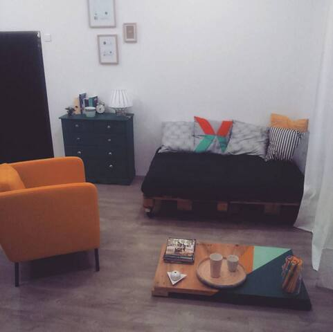 Appartement atypique Banlieue Parisienne