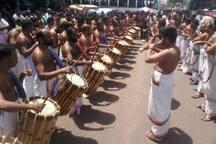 Chendamelam Festival in Calicut