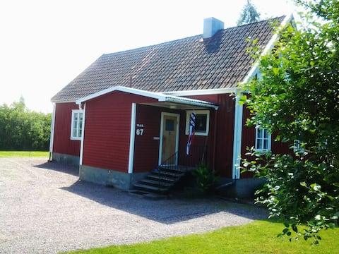 Holidayhouse, Säckestad