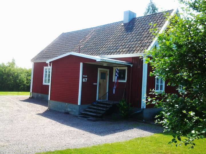 Holidayhouse, Säckestad