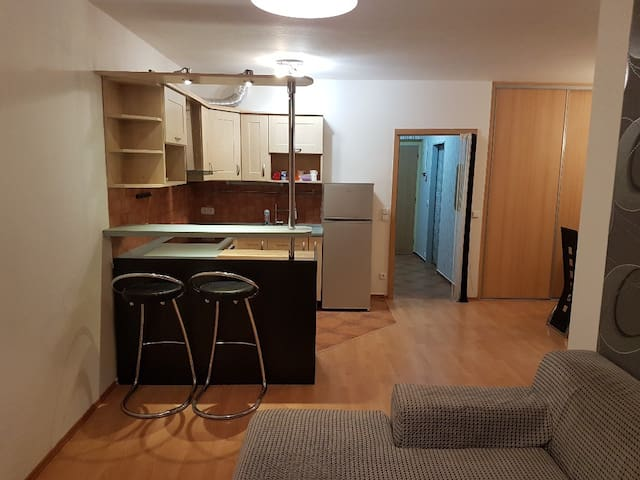 2kk private flat, Prague 9 (close to Ceskolipska)