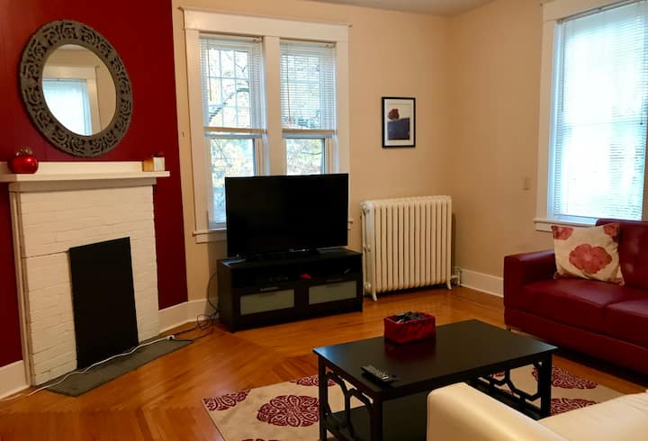 Boutique Flat - Perfect for Business /FamilyTravel