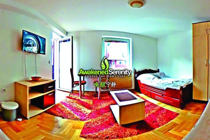 Apartment Awakened Serenity