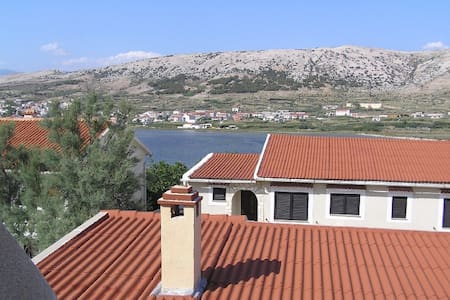 Classic one bedroom apartment in Pag - Pag - Apartmen