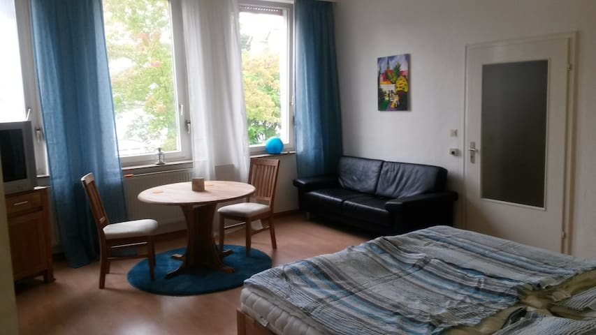 Bright apartment, central location