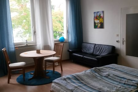Bright apartment, central location - Bad Hersfeld - Lejlighed