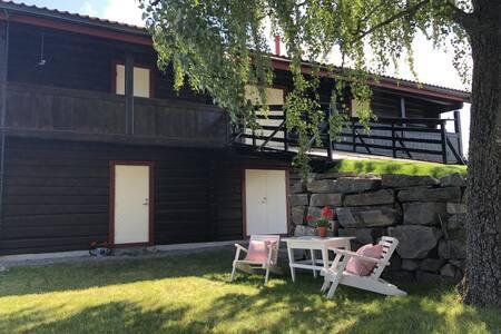 Drolsum Gård in idyllic surroundings