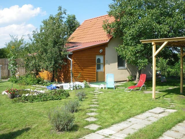 Cottage in the nature (15´) + taxi from/to town