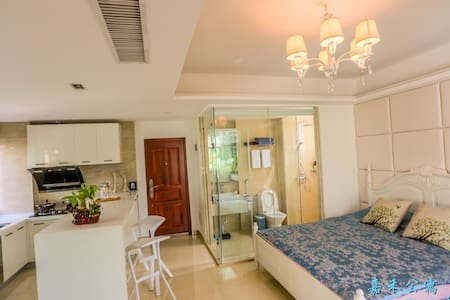 三亚嘉禾公寓精装一室 - Appartamento