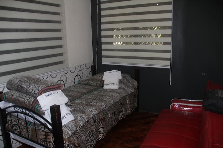 Bedroom #1 (ground floor)