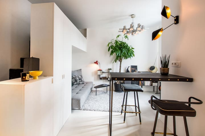 Design Studio for 3 in the Heart of PARIS