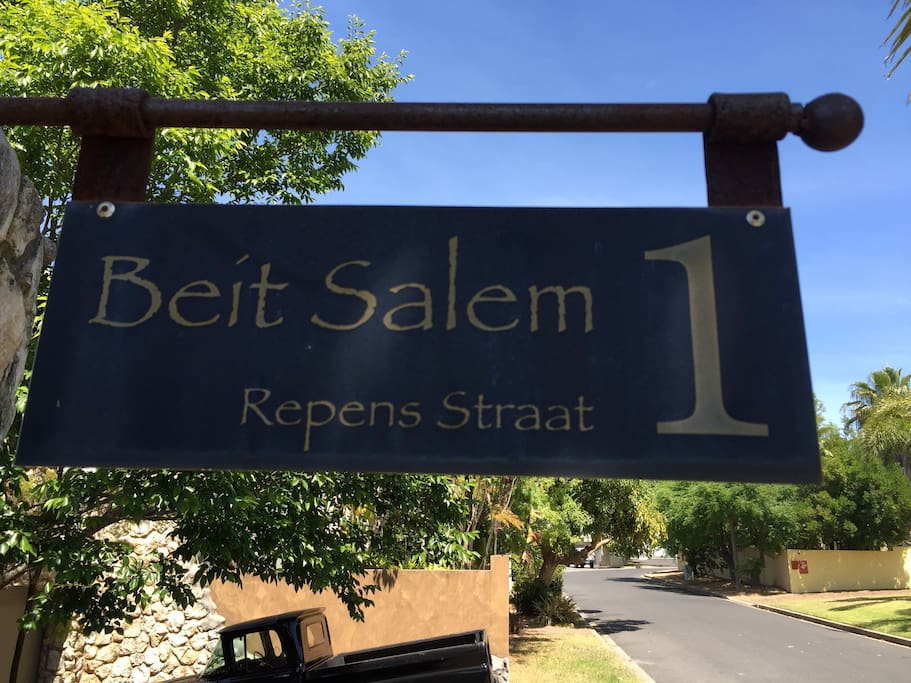 Welcome to Beit Salem guest accommodation
