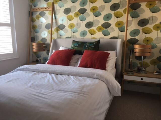 Double room close to quite beach - Bognor Regis - Hus