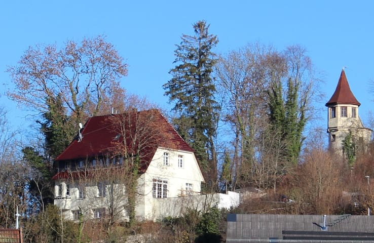 Ferienwohnung am Bardili Berg -72m²