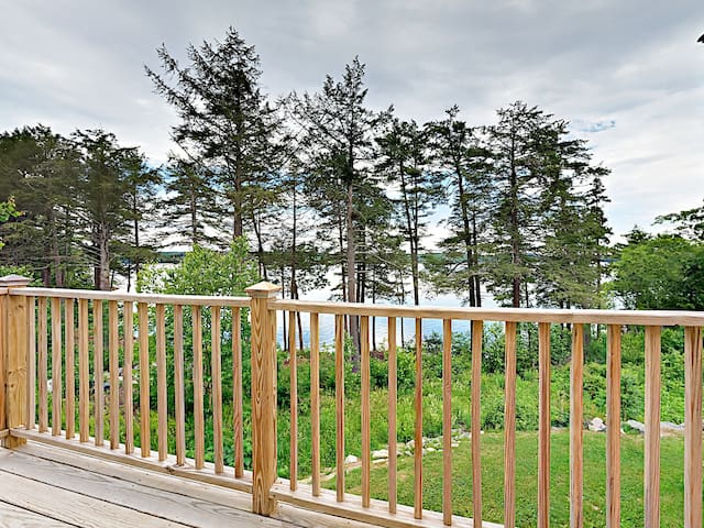 New 1BR Condo on Sheepscot River