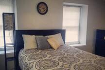 Cozy Columbia Master Bedroom