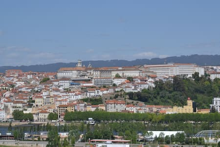 Apartment - Panoramic view over the city - Coimbra - Huoneisto