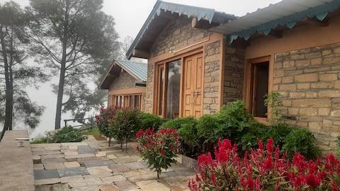 Nanda Devi for Company - Saatri Village, Binsar