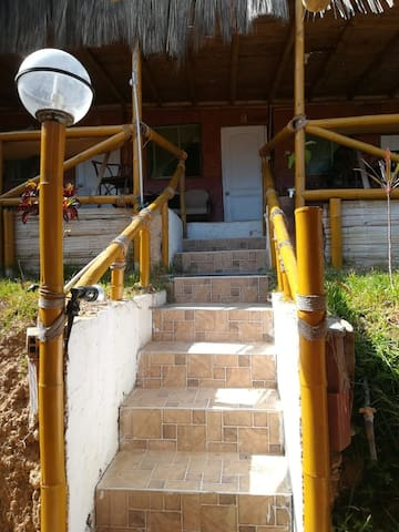 MÁNCORA, playa LAS POCITAS 1HABITACION MATRIMONIAL