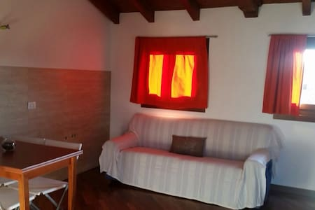 Loft 10 min from MXP, few steps from train station - Gallarate - Apartment