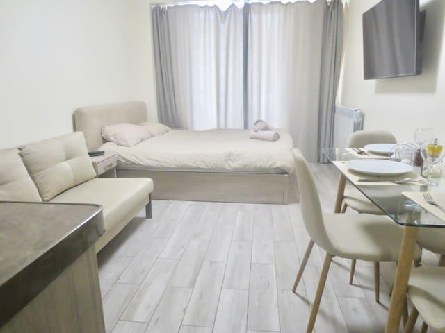 New Gudauri Smart Apartment Powered by Alexa (344)
