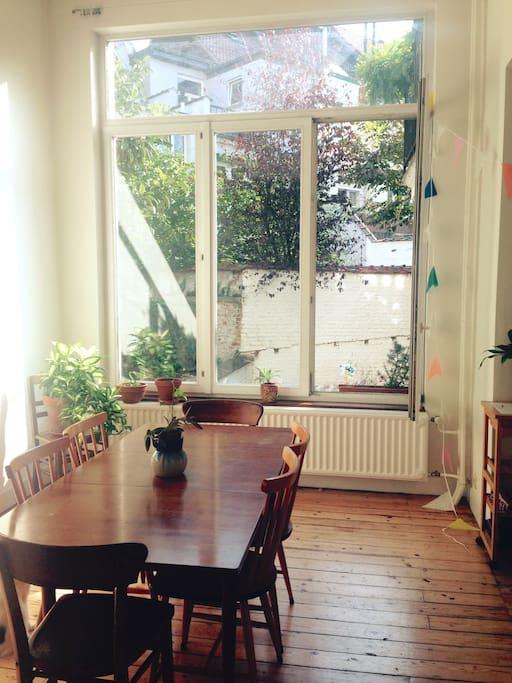 Salle à manger (1er étage)