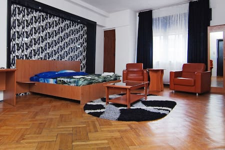 Luxury Room in Bucharest's Center