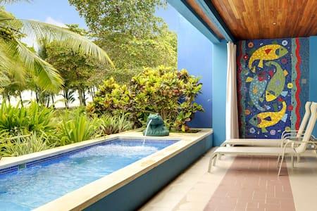 Deluxe Beachfront Villa  - Esterillos Este - Villa