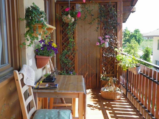 stanza privata in montagna - Cles - Bed & Breakfast
