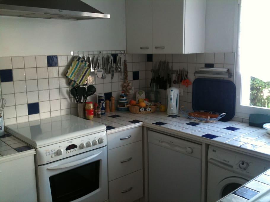 cuisine pratique et fonctionnelle