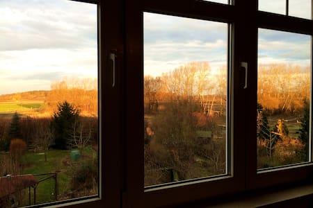 Ruhiges Zimmer am Rande Potsdams - Potsdam - Casa