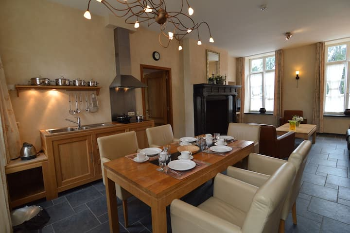 Fantastic Apartment in Aywaille along Amblève