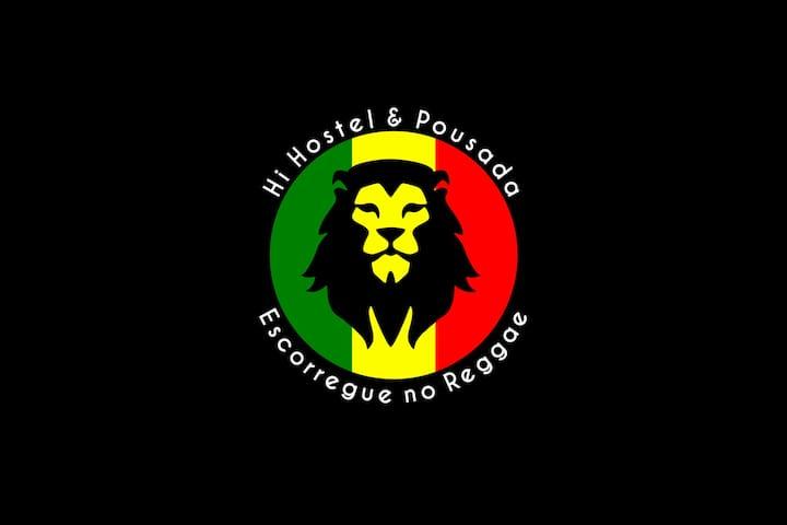 Hi Hostel Pousada do reggae