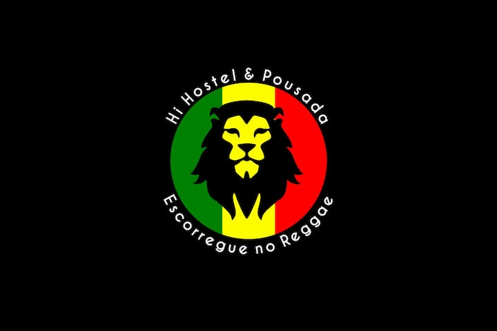 Hi Hostel Pousada do reggae