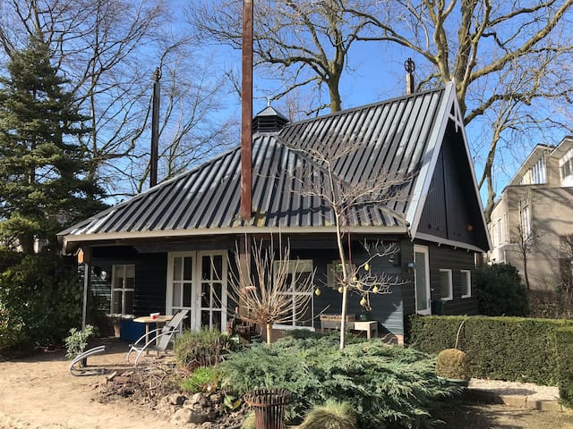 Authentic little house, in Houten, near Utrecht