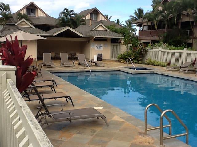 Studio- tropical Princeville, Kauai