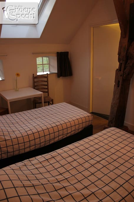 Luxe b b in saksische boerderij chambres d 39 h tes louer zwiggelte drenthe pays bas for Chambre dhotes luxe normandie