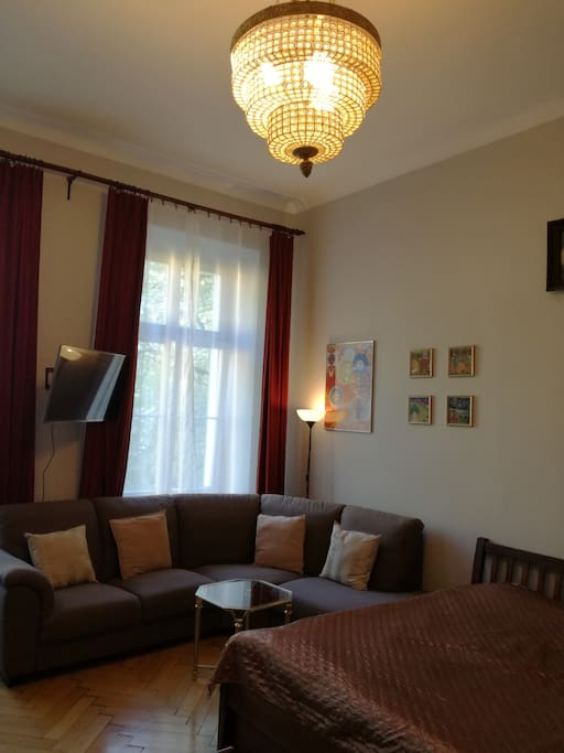 Sypialnia/Master bedroom