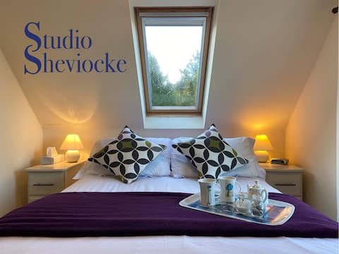 Studio Sheviocke, Self Contained Stay in Streatley