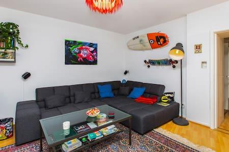 Gästezimmer direkt in d. Innenstadt - Hannover - Lägenhet