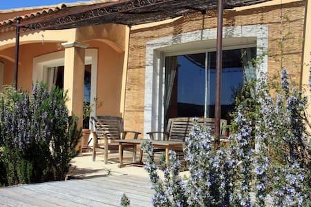 Grande villa dans l'Aude au calme - Saint-André-de-Roquelongue - Ház