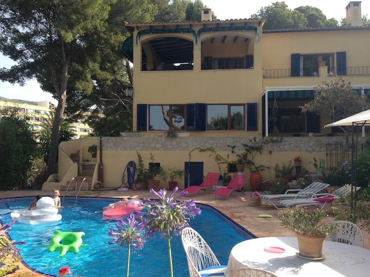 Family friendly apartment Mallorca