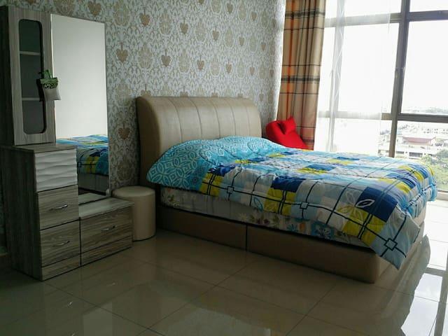 3 bedroom Ivy's apartment - Johor Bahru - Lejlighed