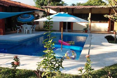 Beautiful White Sand Beach Property - Playa Los Cobanos
