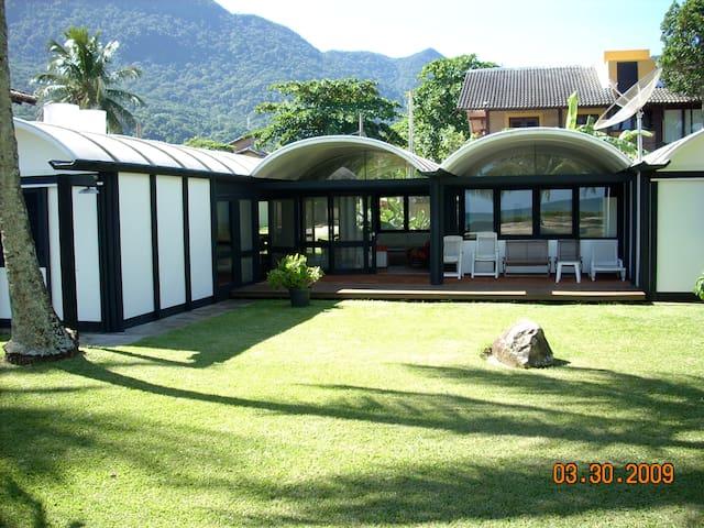 Casa Guaeca pe na areia - Guaeca, São Sebastião